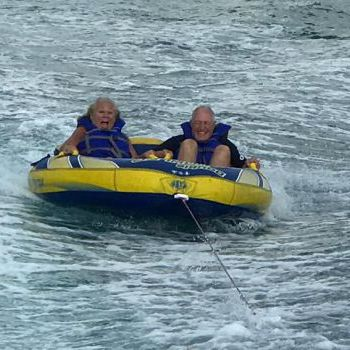 tubing grandparents 1